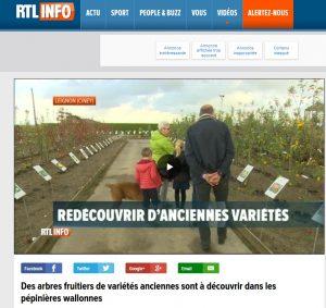 JT 19h RTL 21 ocotbre 2017